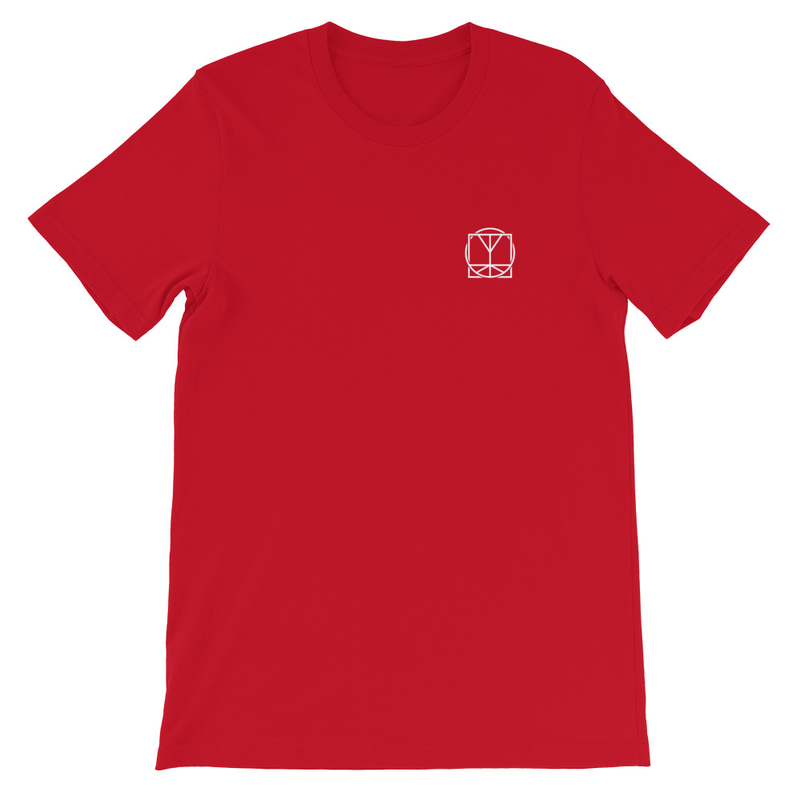 Logo (Red) - Unisex T-Shirt image